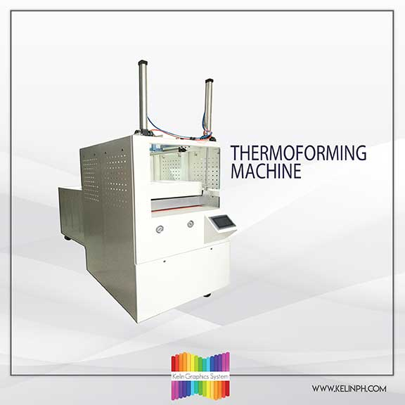 Thermoforming Machine Kelin Graphics System
